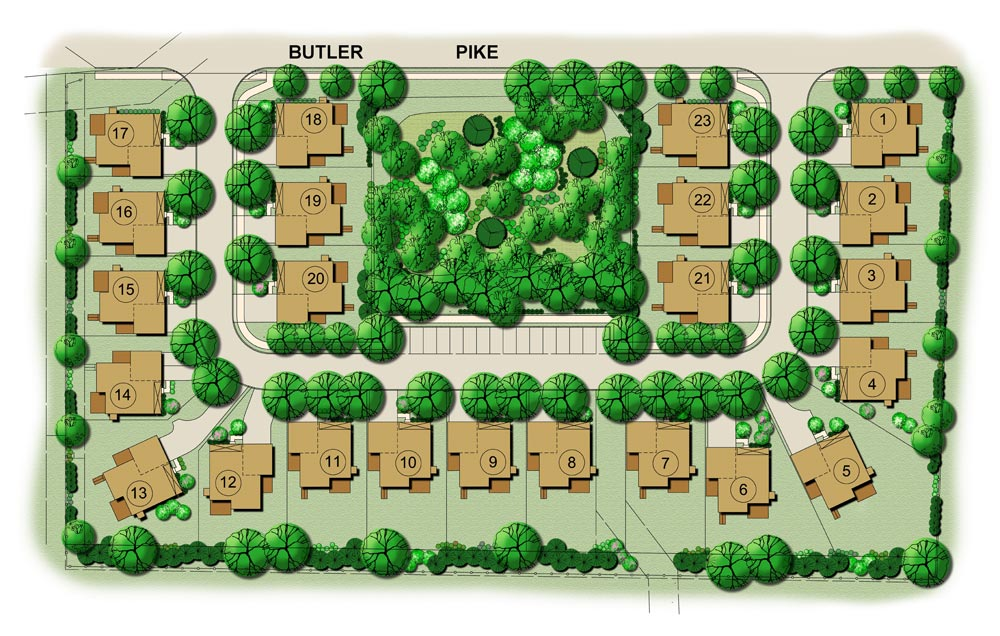 Site Plan Click Image Below To Download